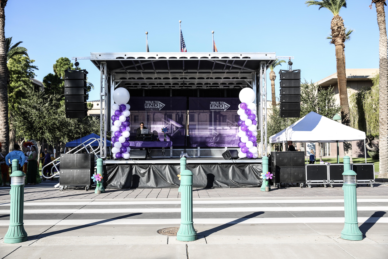 Stage Rentals | VLI Events